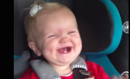 Crying Baby Hears Katy Perry Song, Instantly Smiles and Dances