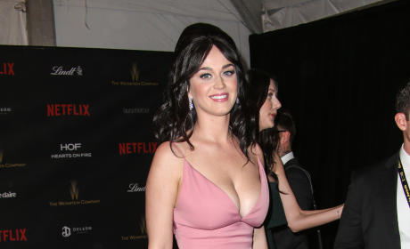 Katy Perry: Skipping the Grammys Because of Taylor Swift?