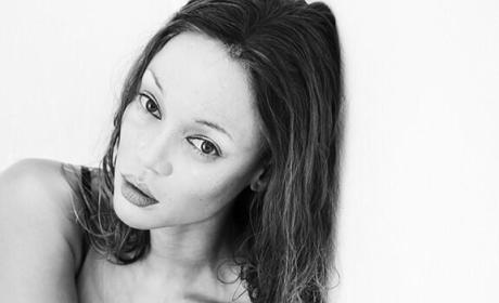 Tyra Banks as Kate Moss