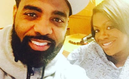 Kandi Burruss Gives Birth to a Son!