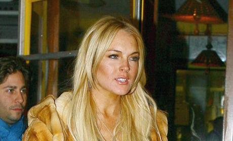 Lindsay Lohan Theft Case: About That Probation ...