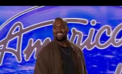 American Idol Teaser: Is That Kanye West?!?
