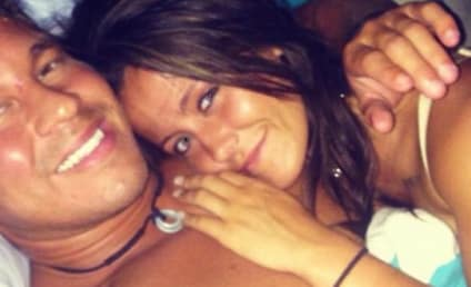 Jenelle Evans-Nathan Griffith Shower Selfie: Too Cute or TMI?
