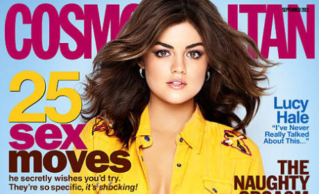 Lucy Hale: I Used to Starve Myself
