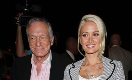"Holly Madison: Hugh Hefner Tried to BUY ME, Offered ""Thigh Openers"""