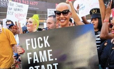 Amber Rose Slut Walks
