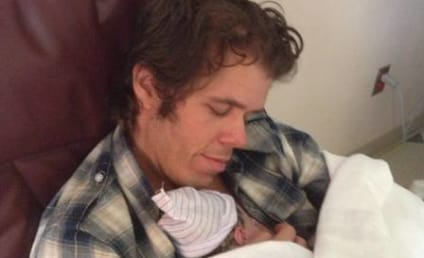 Perez Hilton Adopts Baby: First Photo!