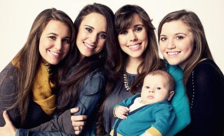 Duggar Sisters: Counting On