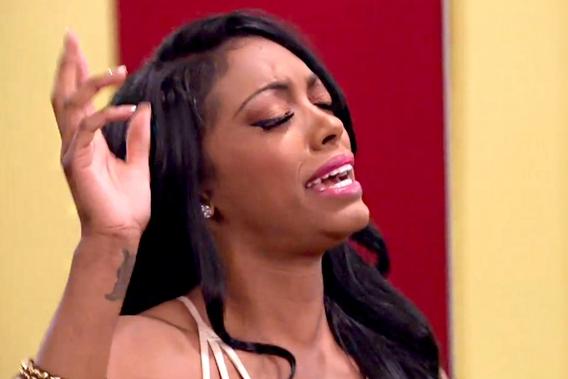 Porsha Sings!