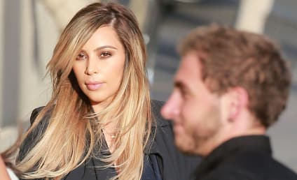 Kim Kardashian on Being Pregnant: It Was Tough!