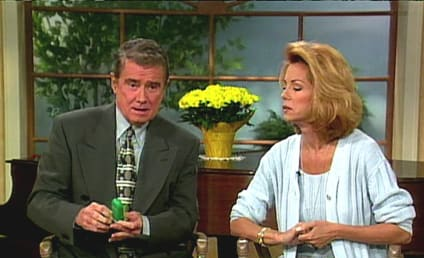 Regis Philbin and Kathie Lee Gifford to Reunite on The Today Show?