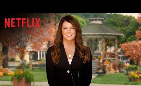 Gilmore Girls Promo: Global Binge Alert!
