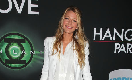 Blake Lively Las Vegas photo