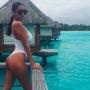 Jayde Pierce: On Vacation with Justin Bieber!