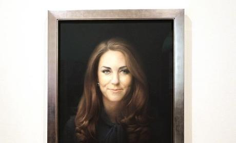 Kate Middleton Portrait