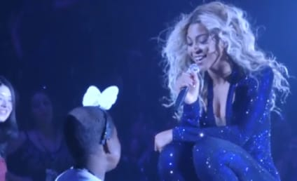 Beyonce Dances with Cancer Patient, Makes Young Fan's Dream Come True