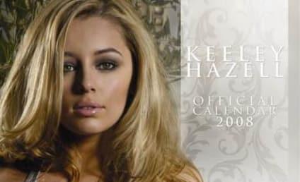A Look at the 2008 Keeley Hazell Calendar