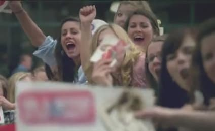 """Taylor Swift Music Video Release: """"Sparks Fly"""""""