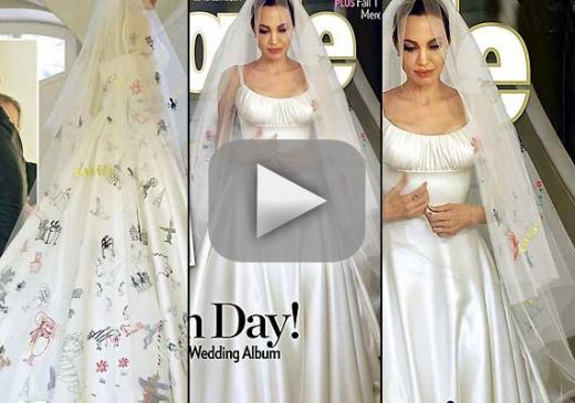 Angelina Jolie and Brad Pitt to Donate Wedding Photo ...