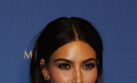 Kim Kardashian at Hakkasan Las Vegas