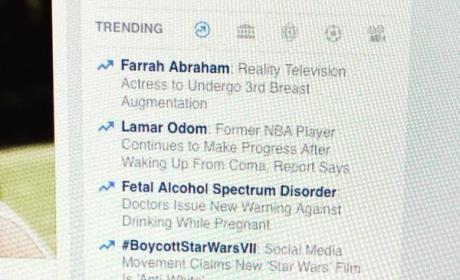 Farrah Abraham is Trending