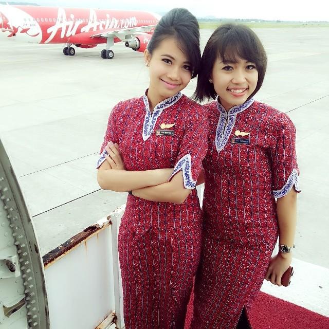 Air Asia Selfie