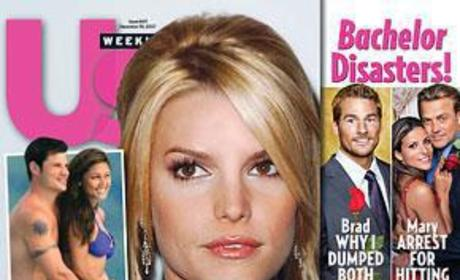 Jessica Simpson Pines For ... Nick Lachey?