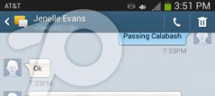Jenelle Evans Text Messages: Got a Blunt? LOL