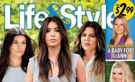Kim Kardashian to Quit Keeping Up With the Kardashians?!
