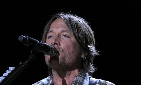 Keith Urban Photograph