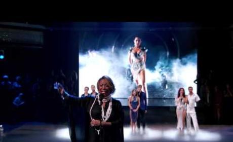 Patti LaBelle Dancing with the Stars Performance