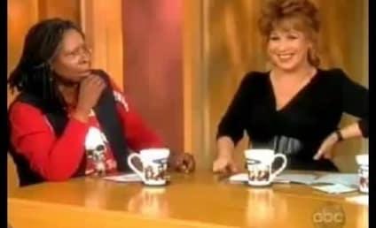 Elisabeth Hasselbeck, Joy Behar Rumble on The View