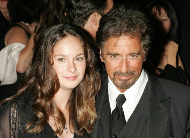 Julie and Al Pacino