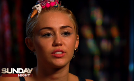 Celebrity of the Year Finalist #2: Miley Cyrus
