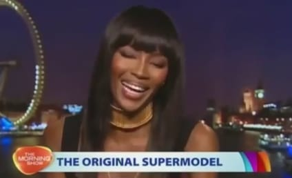 Naomi Campbell Reacts to Kim Kardashian, Kanye West Vogue Cover