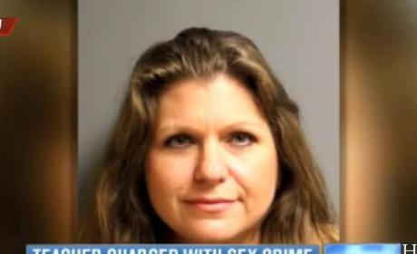 Corrie Anne Long, Texas Teacher, Arrested For Performing Oral Sex on Eighth Grader