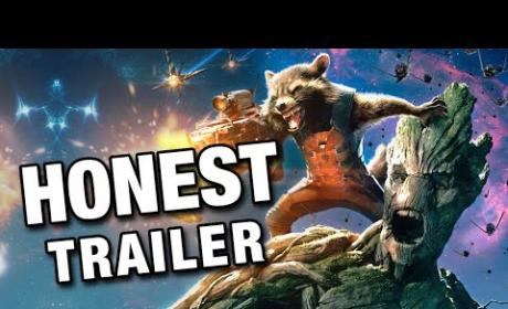 Guardians of the Galaxy Honest Trailer