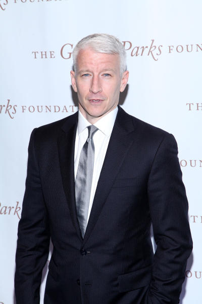Anderson Cooper Photograph