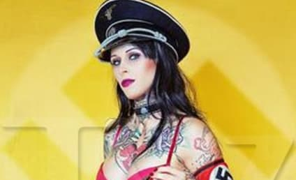 Hail Michelle McGee: The Nazi Photo Shoot