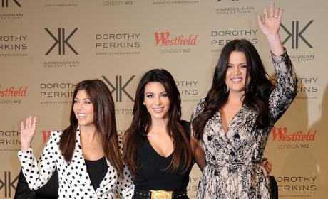 Khloe Sends Thanks, Gushes Over Kim Kardashian Daughter