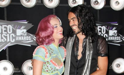 Katy Perry and Russell Brand: Having Problems, Spending Time Apart