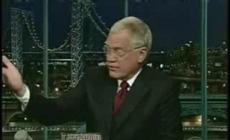 Letterman Lambasts McCain