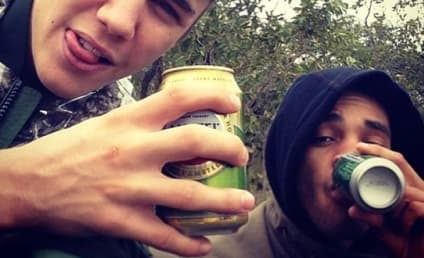 Justin Bieber: Cheers from South Africa!