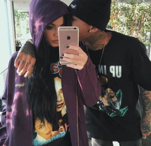 Kylie Jenner and Tyga: NOT Happy