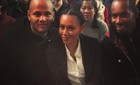 Mel B: Stephen Belafonte Would NEVER Hit Me!