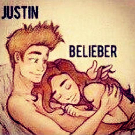 Justin Bieber Cartoon