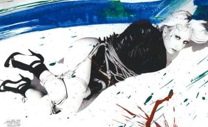 Lady Gaga: Nude in Vogue Japan!