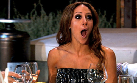 The Real Housewives of New Jersey Recap: Zen & the Art of Broken Glass