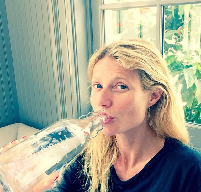 Gwyneth paltrow no makeup