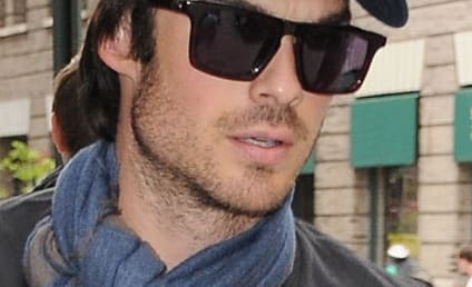 Ian Somerhalder to Fans: Chill Out With 50 Shades of Grey Talk!